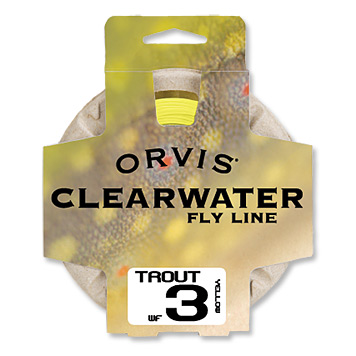 Clearwater Weight Forward Floating Line